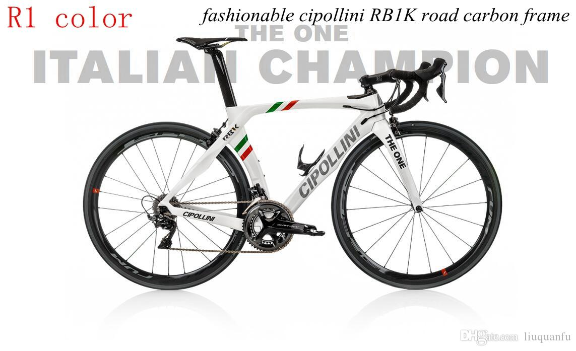 2018 New Cipollini Rb1k T1000 1k Or 3k Racing Full Carbon Road Frame ...