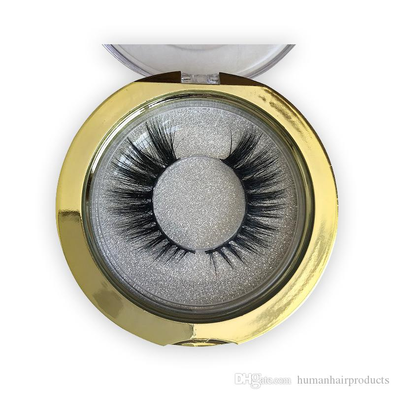 Top Quality Mink False Eyelashes 100% Handmade Mink Hair Lashes Natural Long Thick Cross Mink Eye Lashes