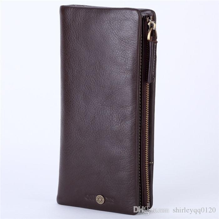 0a3d15aaae79 Designer Mens Wallet Card Holder Genuine Leather Vintage Luxury Designer Brand  Men Wallets Name Brand Wallets For Men Girls Wallets Wallet Shop From ...