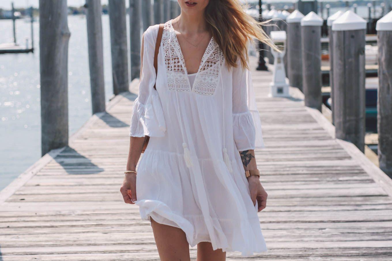 4cc6eb32f4 2018 Summer Beach Cotton Cover Ups Women Bathing Suit Lace Crochet Bikini  Swimwear V Neck Tunic Sarong Cover Up Bikini UK 2019 From Ly topfashion