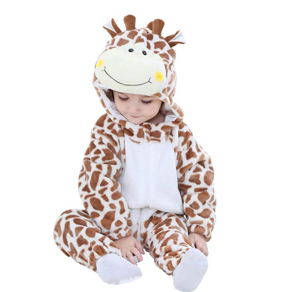 baby girls hooded pajamas boys onesie outfits girrafe halloween chirstmas costume dog halloween costume dorothy halloween costume from sweetdress_2017