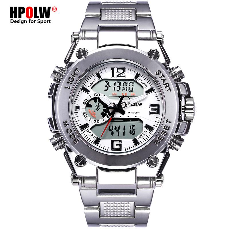 Led Impermeable Masculino Marca Deportes Relojes Reloj Hombres Electronic Hpolw Deportivo Relogio Digital htsrQd