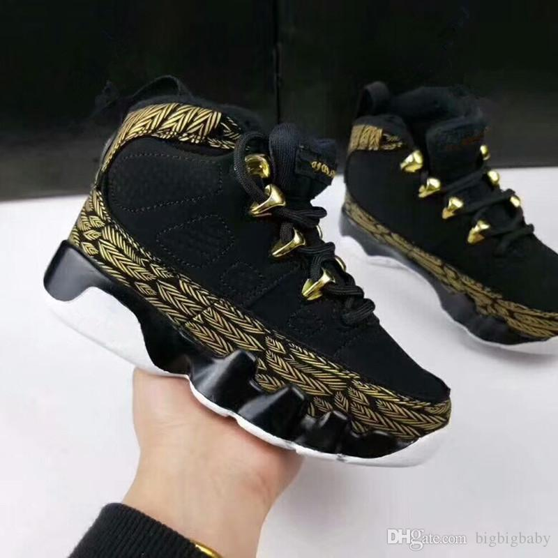 super popular 64f90 45054 Cheap 9 Basketball Shoes Children's White 9s VIIII Bred Space Jam Olive  City Of Flight GS Countdown Pinnacle Pack Outdoor Shoe Kids Sneakers