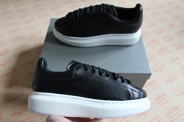 5ae8eeddd61b31 Acquista Scarpe Da Donna Di Lusso A Buon Mercato Designer Sneaker Casual  Scarpe Da Ginnastica In Vera Pelle Di Alta Qualità Fondo Rosso Asso Scarpe  Sneakers ...