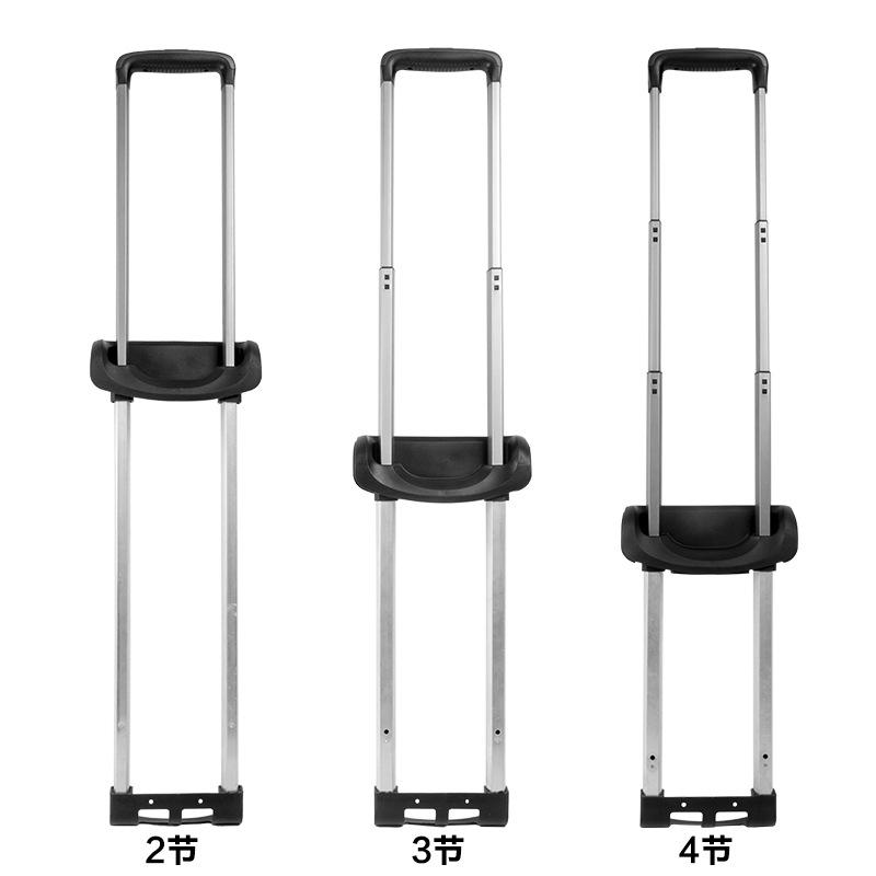 7f622d185b3a Telescopic Suitcase Luggage Bag Parts Trolley/Handles Suitcases Replacement  Telescopic Rods Luggage Handle Repair Accessories