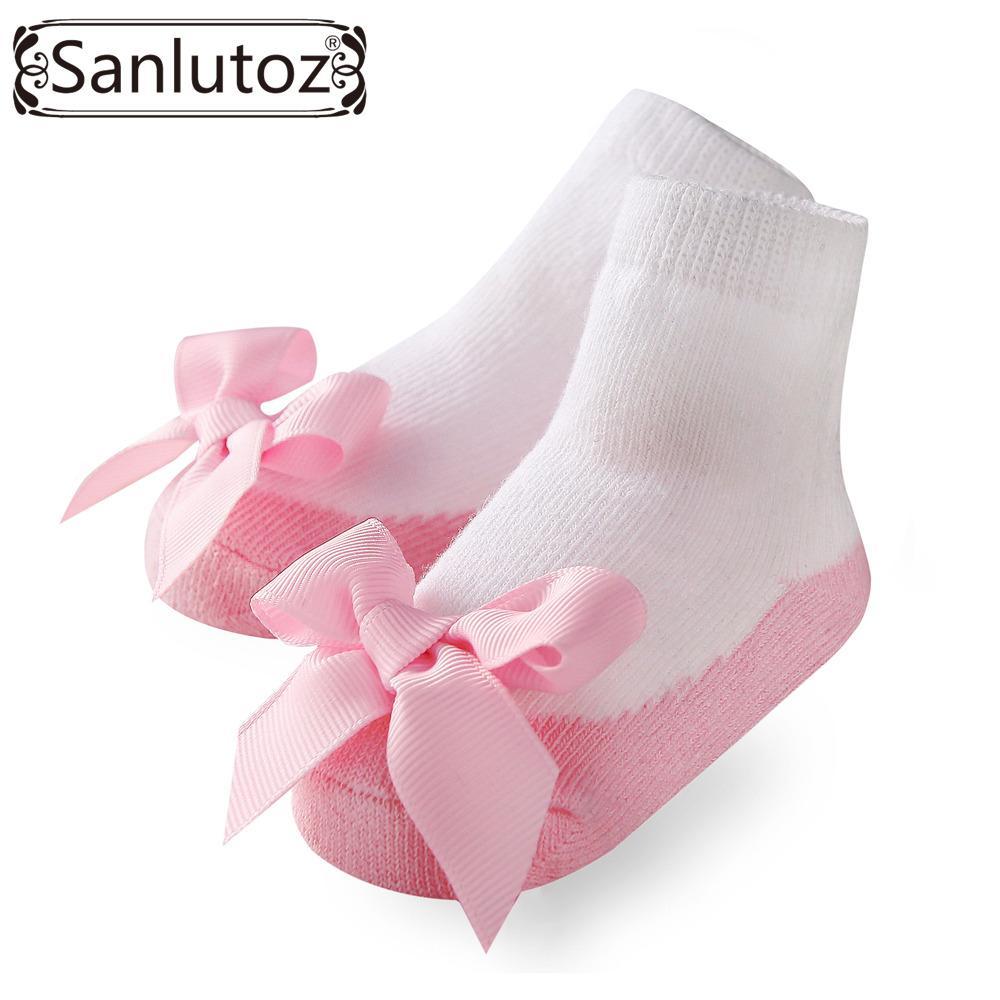 Grosshandel 8 Paare Los Sanlutoz Baby Socken Infant Socken Fur
