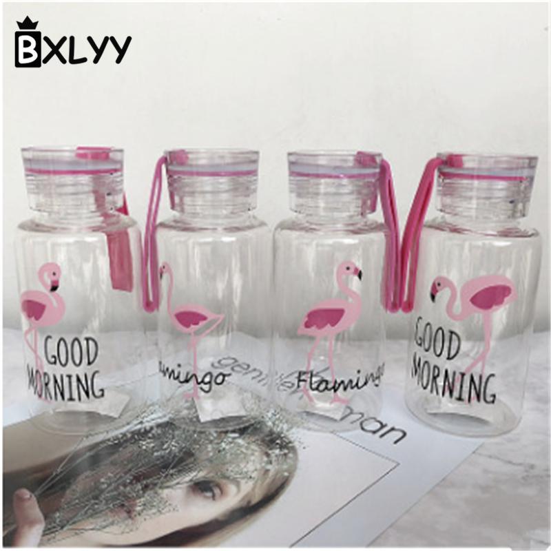 Bxlyy 40ml Creative Flamingo Plastic Kettle Diy Wedding Decoration Best Decorating Plastic Water Bottles
