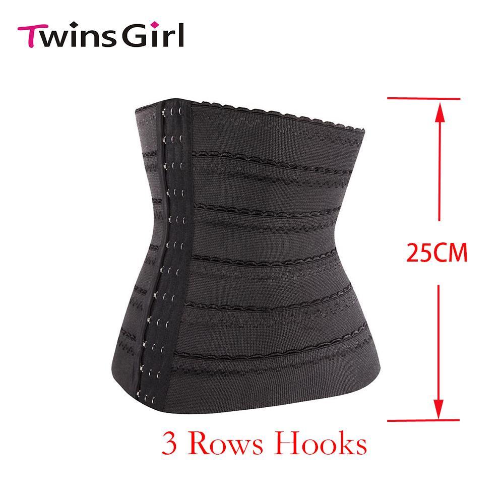 f07d5047bad6a Women s Body Shaper Slimming Waist Tummy Belt Waist Cincher ...