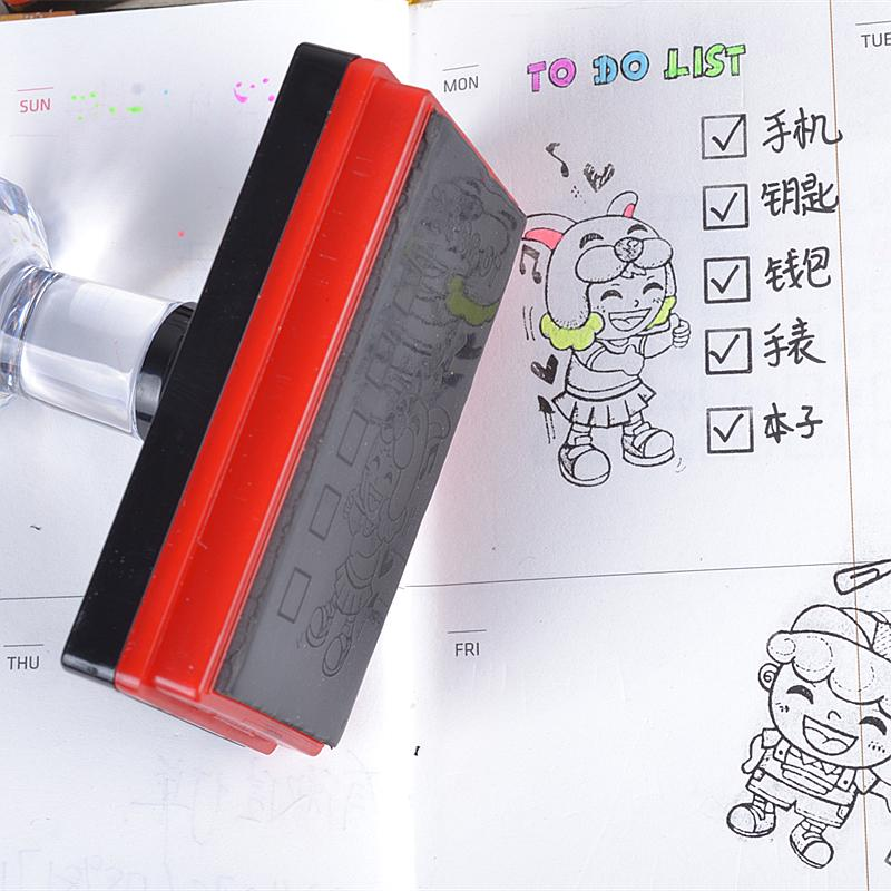 2019 Creative Planner Accessories Stationery Weekly Monthly To Do