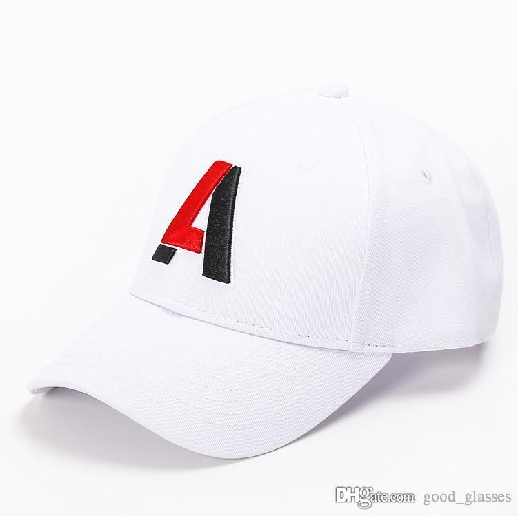 c69eefc605e Fashion Men Women Cap Brand Designer Sports Hats Baseball Caps Hip ...
