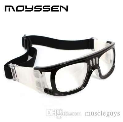 fcecb846ace Moyssen Men s Outdoor Basketball Glasses GYM Eyes Protective Sports ...
