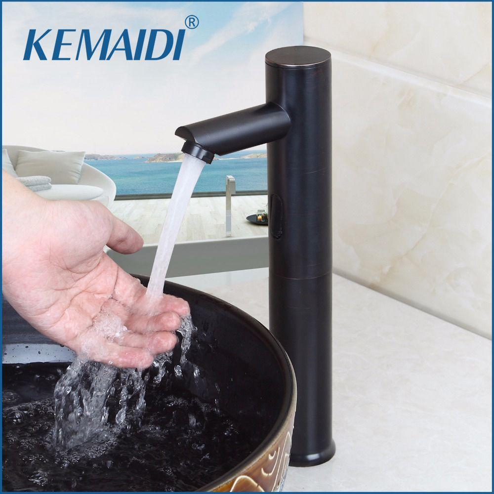 2018 Kemaidi Luxury Single Handle Hot And Cold Water Sense Faucet ...