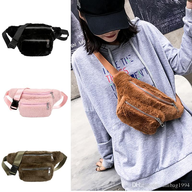 2018 Waist Bag Designer Unisex Women Men Pack Phone Travel Shoulder Messenger Crossbody Chest Small Sport Fashion Pouch Terrific Value Fine Jewelry