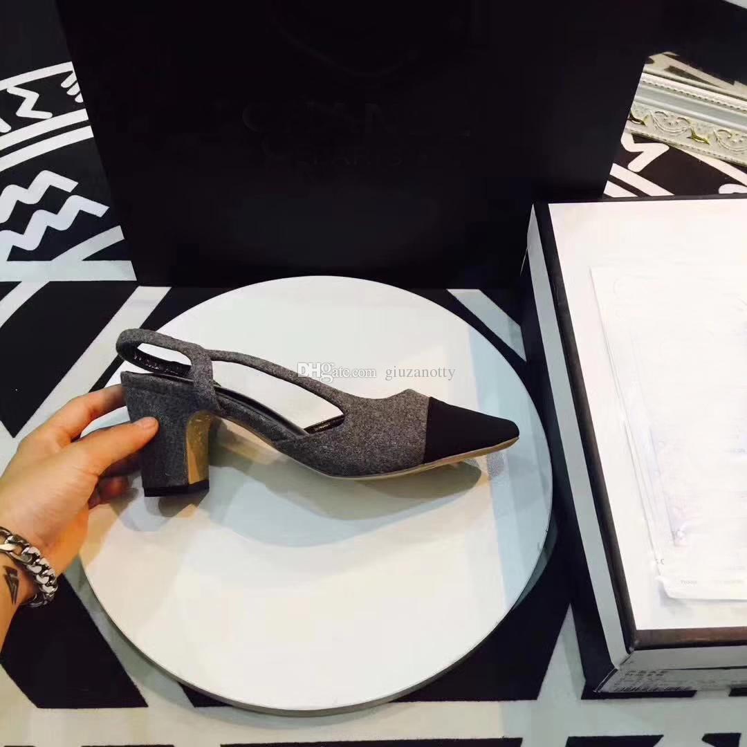 Designer Women Slingbacks Dress Wedding Shoes Fashion Pumps Mules