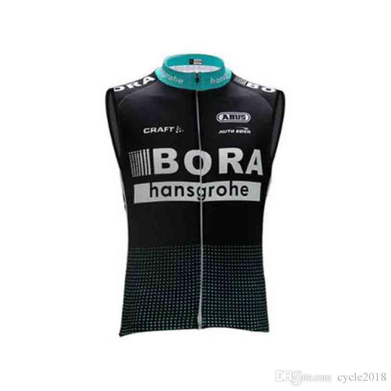 02a3cf2ea 2017 Tour De France BORA Sleeveless Cycling Jersey Quick Dry MTB ...