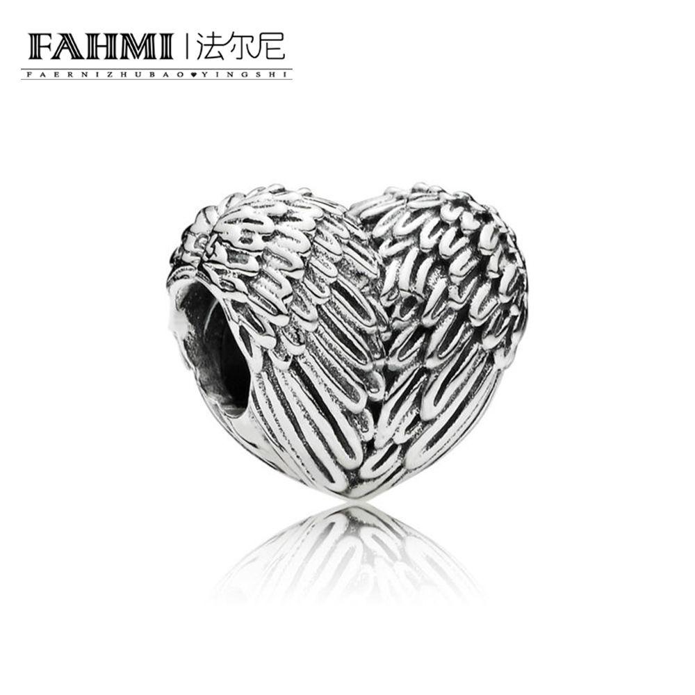 f958a0f41 FAHMI 100% 925 Sterling Silver 1:1 Original 791751 Authentic Temperament  Fashion Glamour Retro Bead Wedding Women Jewelry 791751 Online with  $11.61/Piece on ...