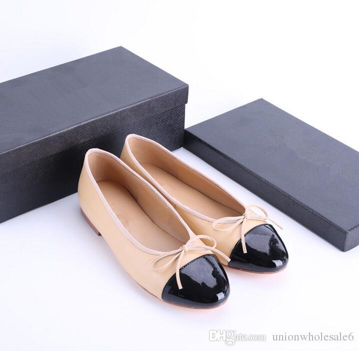 79116323a Compre Novas Mulheres Reais Mocassins Sapatos De Couro Mocassins Mãe Flats  De Lazer Macio Feminino Condução Casual Calçado Tamanho 34 42 Em 5 Cores De  ...