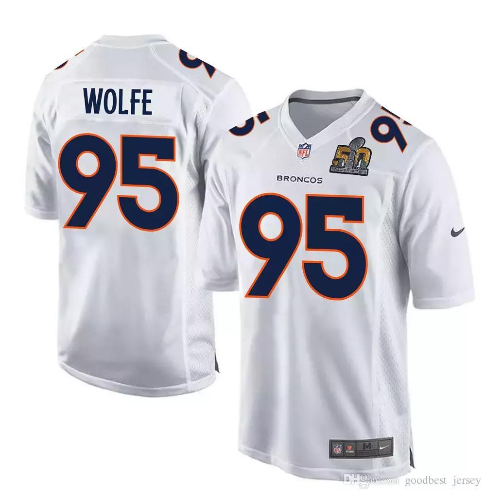 fa18a88a1 2019 Best Quality Denver Broncos 58 Von Miller 55 Bradley Chubb 4 Case  Keenum Men S Football Jerseys From Poloshirtss