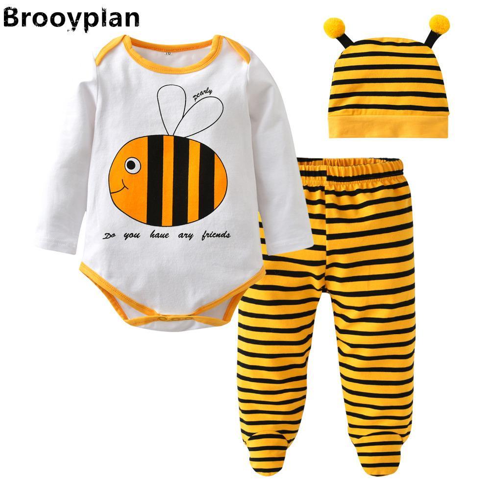 5f9f9d4d0 2019 2018 Autumn New Baby Boy Girl Clothes Newborns Cotton Long ...