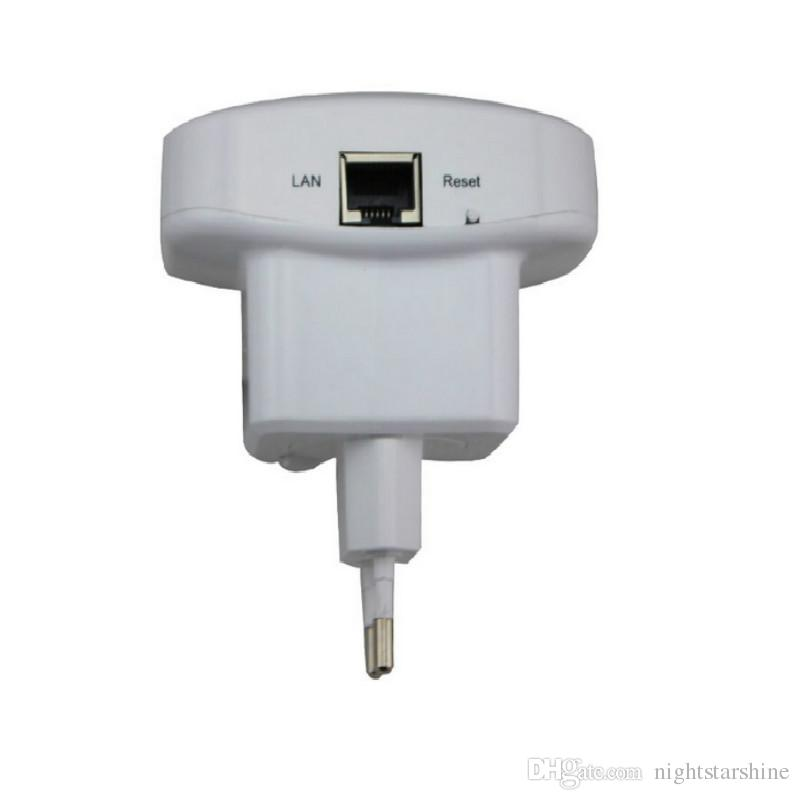 Wifi Repeater 300Mbps Wireless N 802 11b/g/n Network Access Point Extender  Internal Antenna Repetidor Wifi