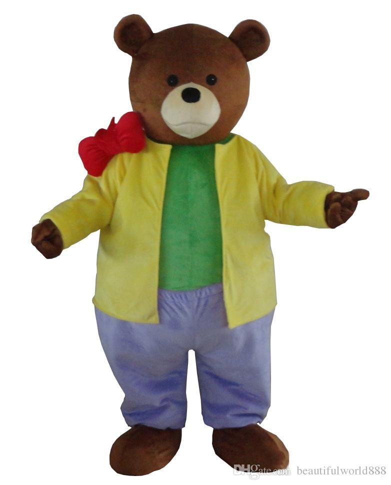 2018 High Quality Yogi Bear Mascot Costume Custom Fancy Costume Anime Kits Mascotte Cartoon Theme Fancy Dress Carnival Costume Army Costumes Mermaid ...  sc 1 st  DHgate.com & 2018 High Quality Yogi Bear Mascot Costume Custom Fancy Costume ...
