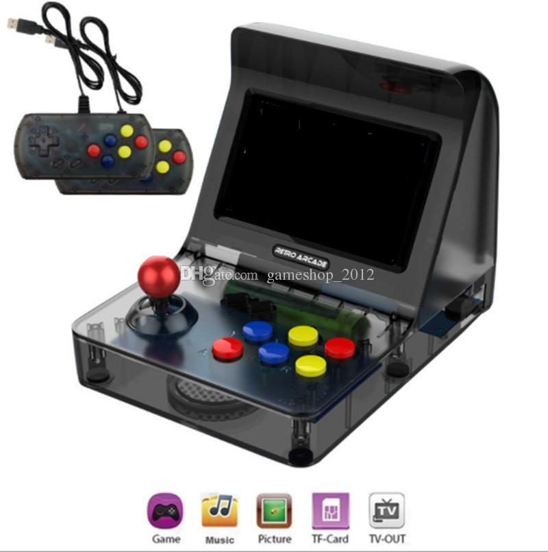 Compre 2018 Nuevo Retro Arcade Portatil Mini Consola Portatil Game