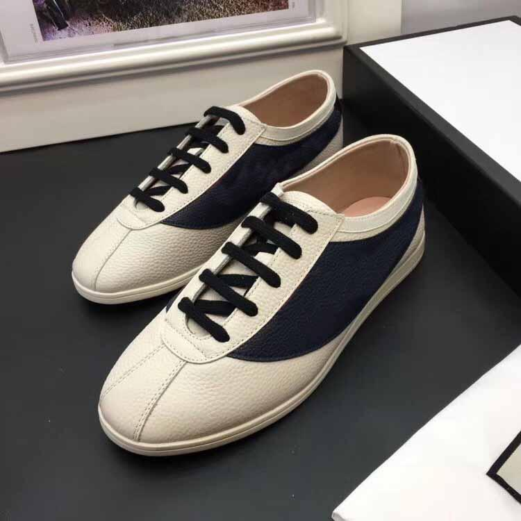 2017 European stations fall in Korean new tide flats all-match increased white shoe fashion sports shoes free shipping get authentic online buy cheap amazon AmOW7oDaJg