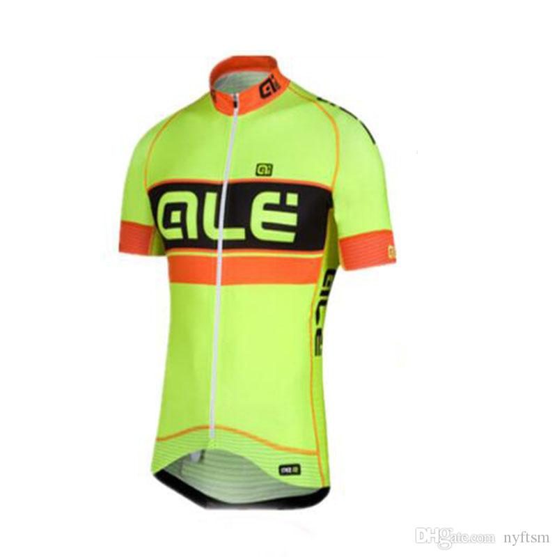 2018 Anti shrink Anti sweat cycling jerseys summer Bicycle maillot breathable MTB Short sleeve bike cloth Ropa Ciclismo only