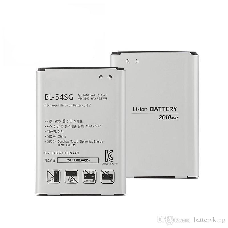 Lg Li Ion Battery >> Genuine Rechargeable New Li Ion Battery Bl 54sg Bl 54sg Batery Bateria For Lg Optimus G2 F320 F320l F320s F320k Free Shipping Ups Fedex
