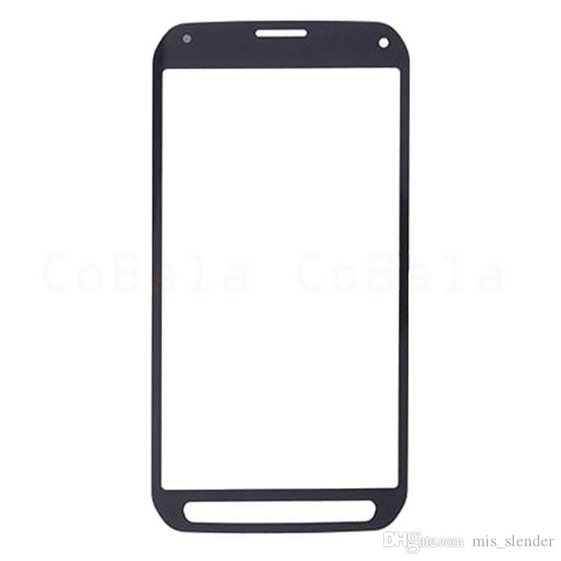 """For Samsung Galaxy S5 Active G870A G870 Front Glass Lens 5.1"""" Touch Screen Outer Panel Free DHL"""