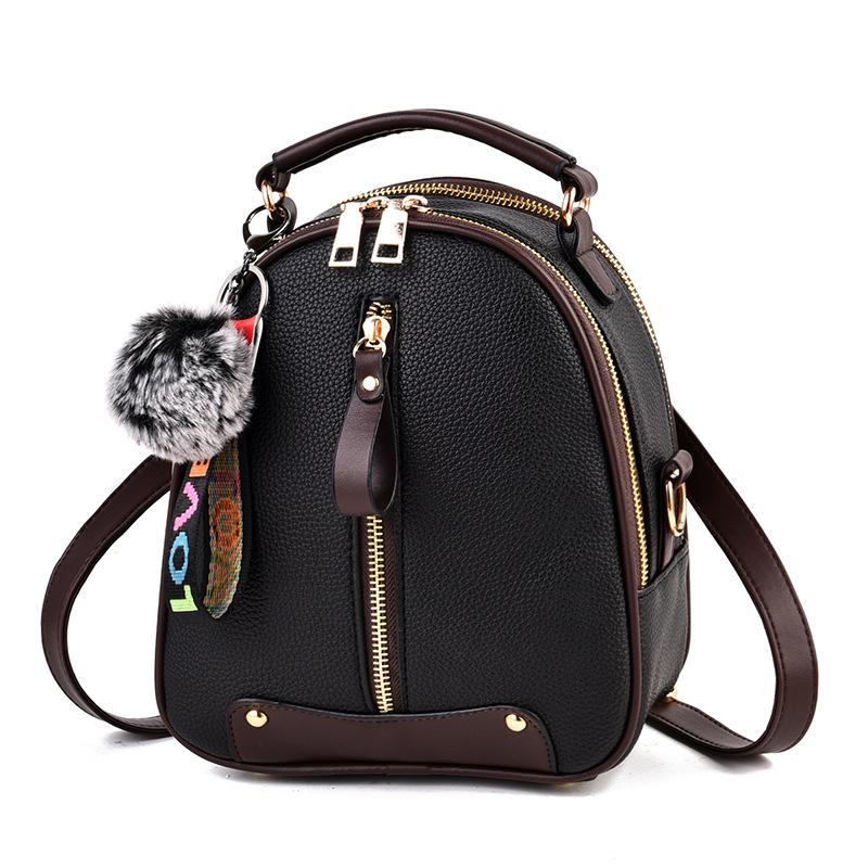 2018 New Korean Mini Clean Mini Bag Fashion Wild Hand Backpack Hand  Backpack Backpack Fashion Fashion Backpack Online with  46.62 Piece on  Potatoo s Store ... 39f95f5def