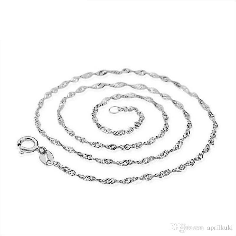 Wholesale 925 Sterling Silver Snake Chain Necklace Fit Glass Living Memory Floating Locket Statement Jewelry Bridesmaids Accessories