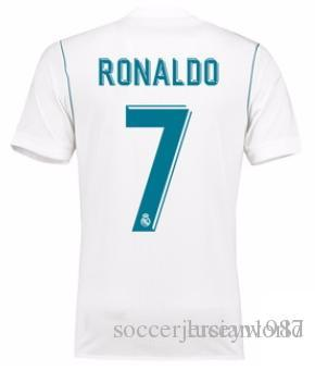 d5a3eb437c9 2019 1718 TOP Thai Quality Customized Real Madrid RONALDO Soccer Jerseys  Discount Cheap 22 ISCO 8 KROOS Football Jerseys BENZEMA Football Shirts  From ...