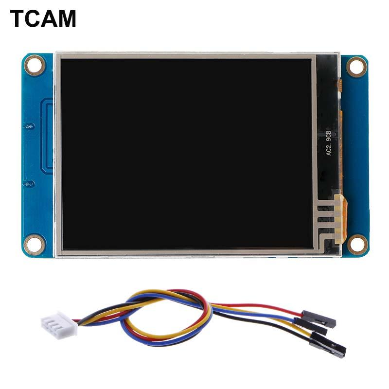 "2.8"" TJC HMI TFT LCD Display Module 320x240 Touch Screen For Raspberry Pi"