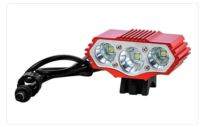 Led Lampen Direct : Bicycle lamp t mountain lamp usb charging light led lamp