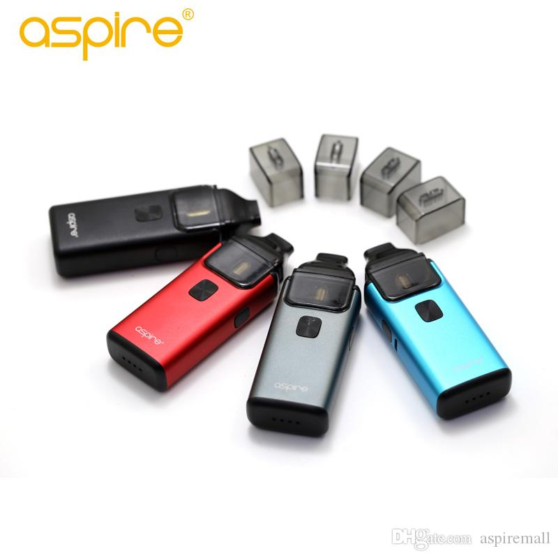 100% Authentic Aspire Breeze 2 Vape Starter Kit with breeze 2 coil u-tech  atomizer 1 0ohm/0 06ohm electronic cigarette AIO kit