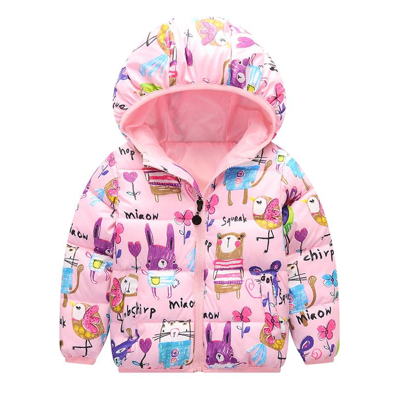 f1f1b491b 2018 Brand Kids Clothes Boys Girls Jackets Children Hooded Winter ...