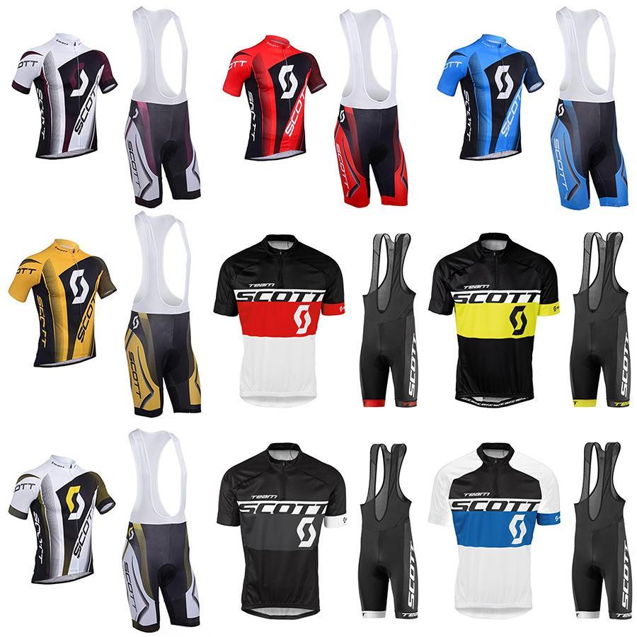 ajaton muotoilu laatu tavata CUSROO 2018 Team Summer Pro Racing UCI World Tour Cycling Jersey 9D Pad  Bike Shorts Set Ropa Ciclismo Bicycle Clothing