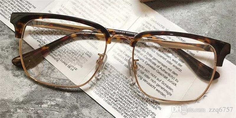 cd54440503 2019 New Logo Eyeglass Chrom H Glasses CRH NEXT Prescription Men Eye Frame  Brand Designer Prescription Glasses Vintage Frame Steampunk Style From  Zzq6757