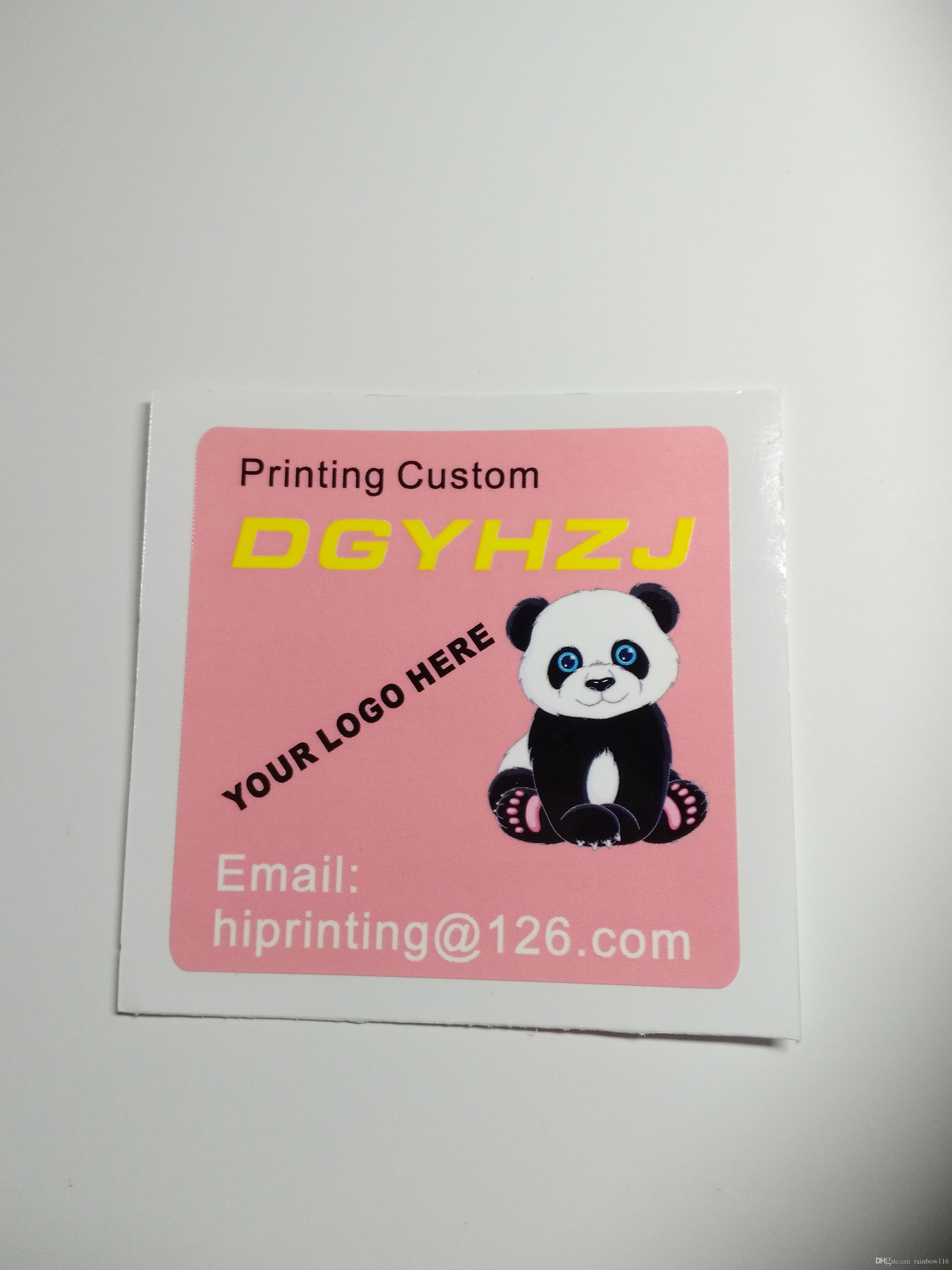 Glossy vinyl sticker printing custom vinyl stcker printing online with 143 72 piece on rainbow116s store dhgate com