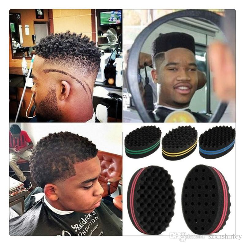Magic Styling Tools Hair Care Twist Sponge Dreads Twisting Locks Dreadlocks Curl Brush Sponge Barber Hair Brushes Sytling Tools
