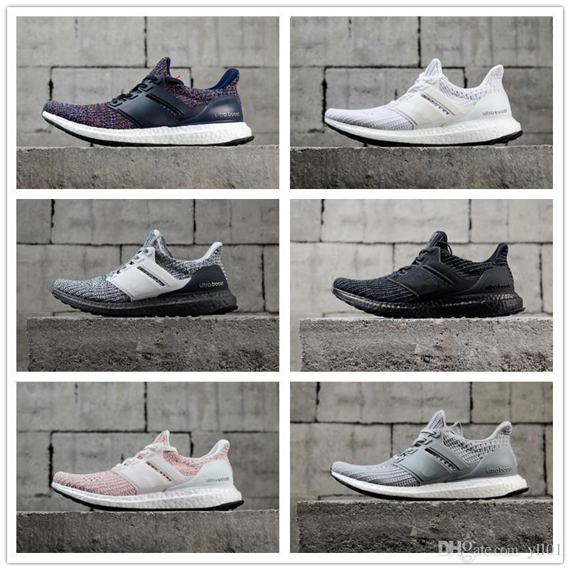 More Colorways Of The adidas Ultra Boost 4.0