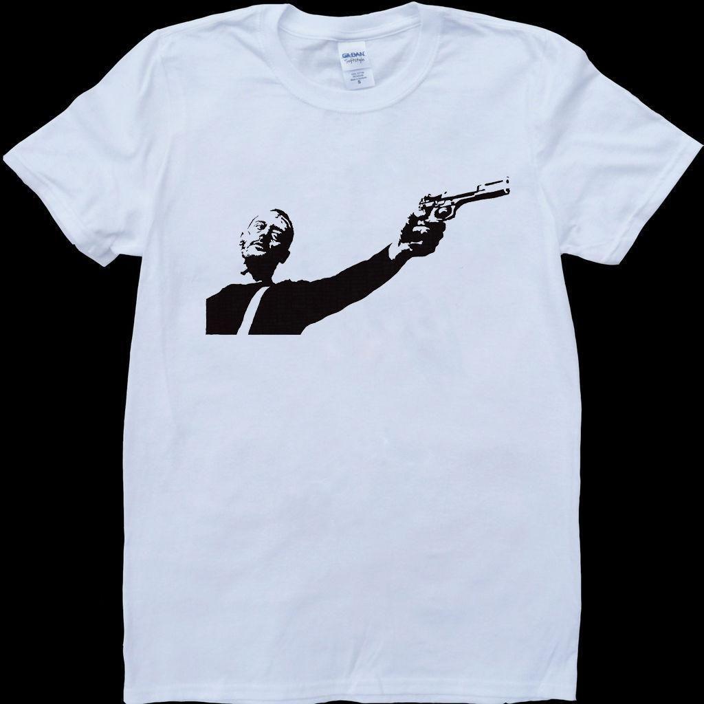 Leon White Custom Made T Shirt Black Shirts Long Sleeve Shirt From