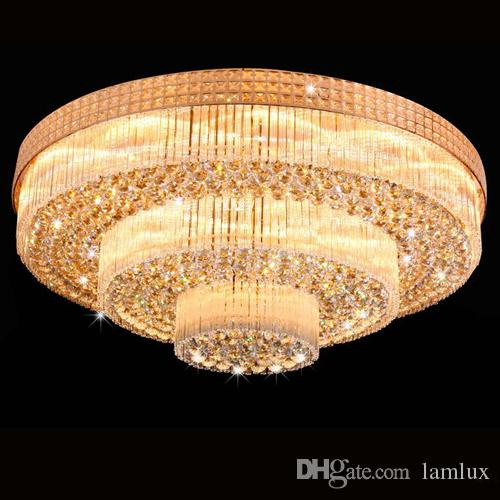 New design royal led crystal round chandeliers light k9 crystal new design royal led crystal round chandeliers light k9 crystal pendant chandelier penthouse ceiling lamp hotel villa project chandelier candle chandelier mozeypictures Images