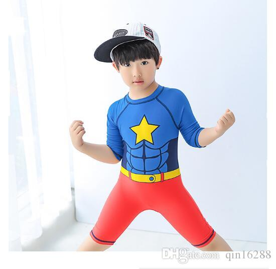 ebfdc60f35 2019 Child Swimwear One Piece Baby Boys Swimsuits Kids Bathing Suits It Is  So Lovely From Qin16288, $8.95 | DHgate.Com