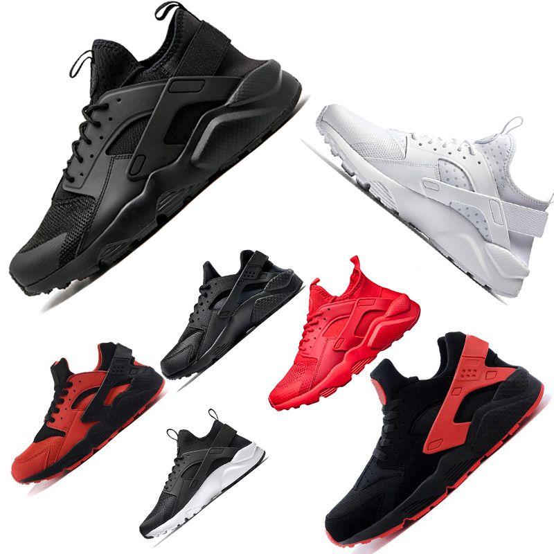 94478768bd9b 2019 New Designer Huarache Ultra Run 4 IV Running Shoes For Men Women