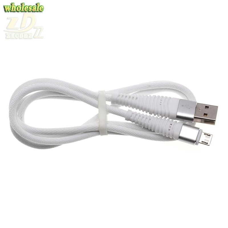 the best attitude d54ea f17d7 USB Cable For iPhone 7 6 6S Plus 5S SE Fast Charging Type-C Micro USB Cable  For Android Mobile Phone Cable Type C cheap good whole 700pcs