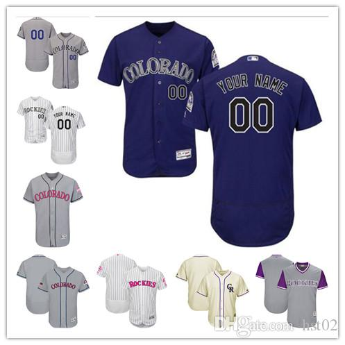 custom rockies jersey