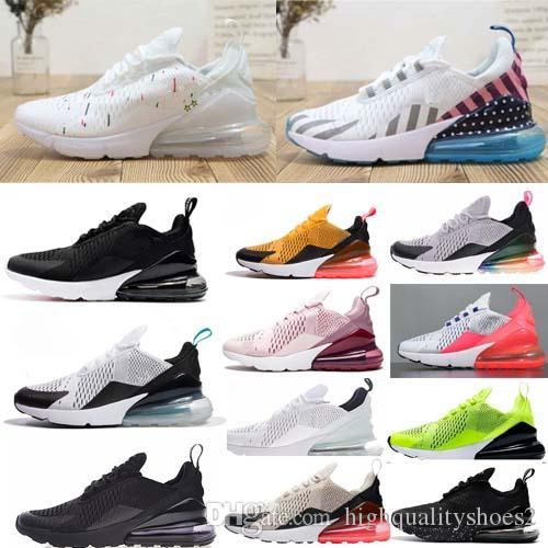 best service da50d 2857d Acheter New Flair Triple Noir Air Max 270 AH8051 Nike Trainer Sport  Chaussures De Course Pour Hommes Flair 270 Sneakers Taille 40 45 De  89.95  Du ...