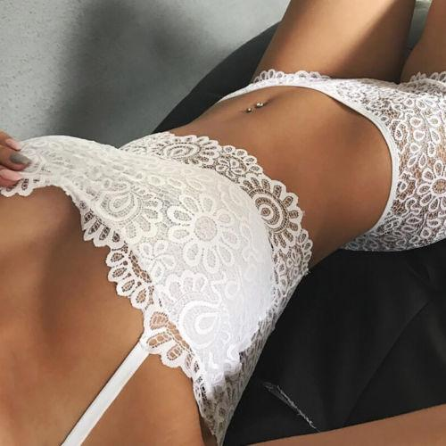 Brand New Sexy Lingerie Bra Set T-pants Romantic Transparent Lace Bra Set  Women Underwear Lade And Panty Sets Transparent Lace Bra Set Lingerie Bra  Set Bra ... 5581f21cd